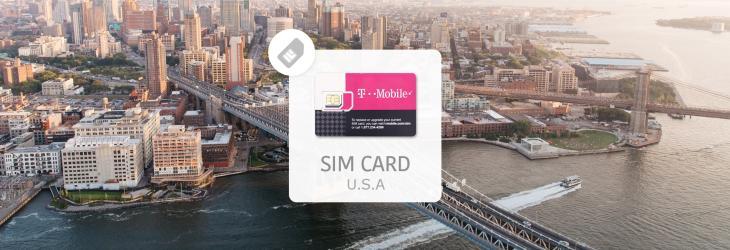 【美國上網電話卡】T-Mobile 15/30天 SIM卡+無限美國通話(台灣寄送)