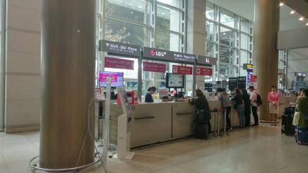 【韓國手機租借】通話 SIM 卡 + 上網無流量限制(仁川機場 / 金浦機場 / 金海機場領取)