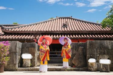 【國家指定登錄有形文化財】沖繩世界文化王國門票