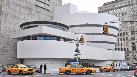 【紐約經典地標】美國紐約古根漢美術館