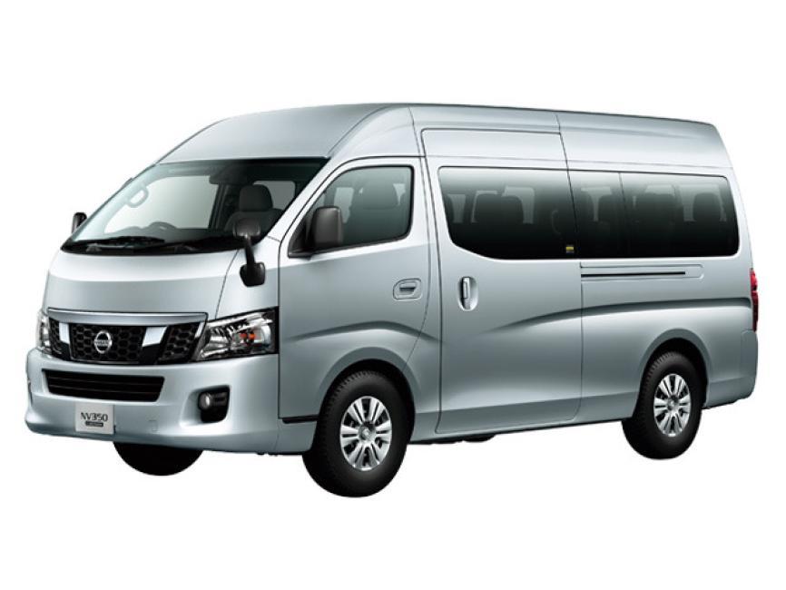 Hokkaido Nissan W5 10 Seater Car Rental Kkday