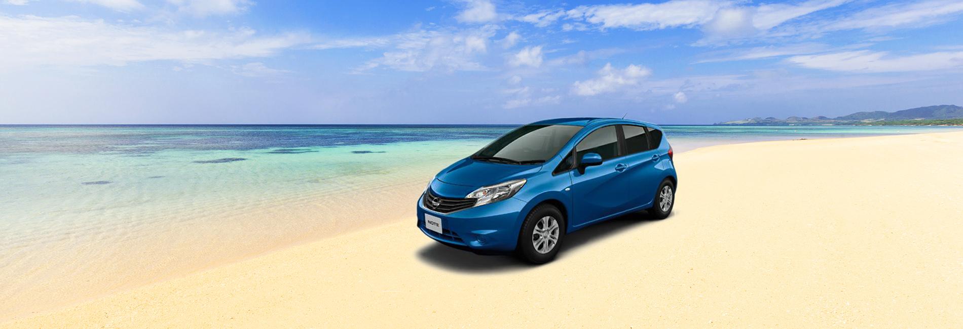 Ishigaki Island and Miyako Island Car Rental (C2 5-seater) - KKday