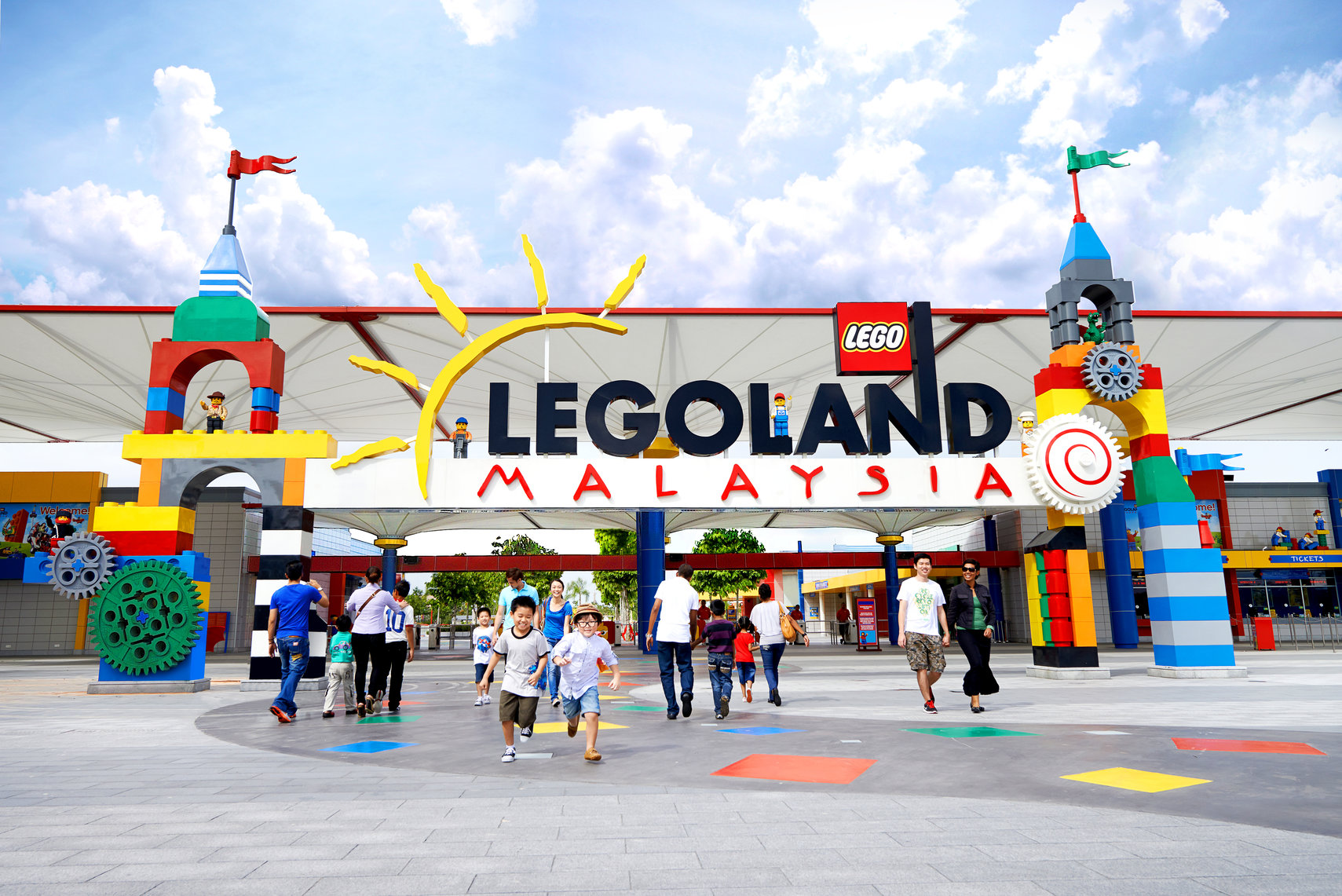 Depart From Singapore Legoland Malaysia Day Tickets Kkday Tiket Snow City