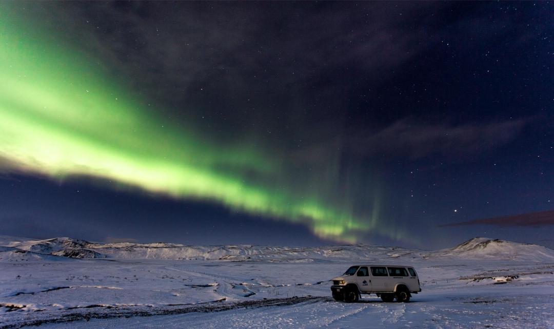 Northern Lights Exploration Half-Day Tour Image