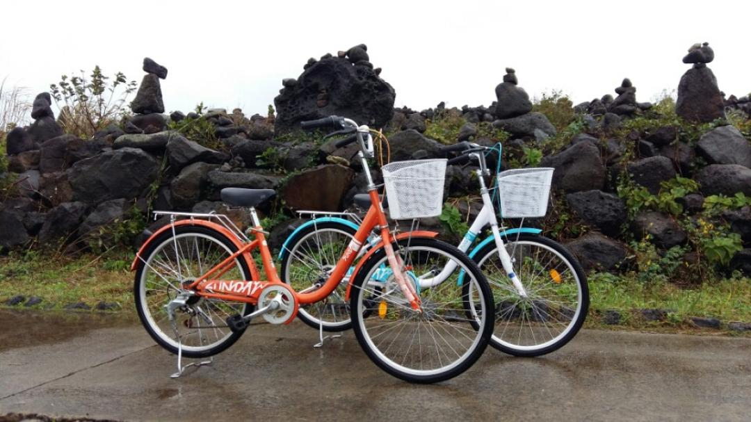 Udo Island Bicycle Rental Image