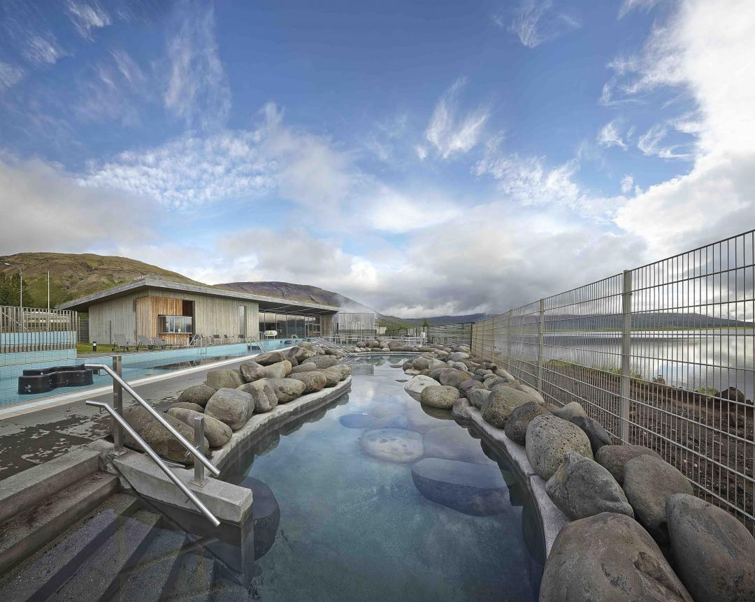 Reykjavik Laugarvatn Fontana Geothermal Spa and Northern Lights Experience Image