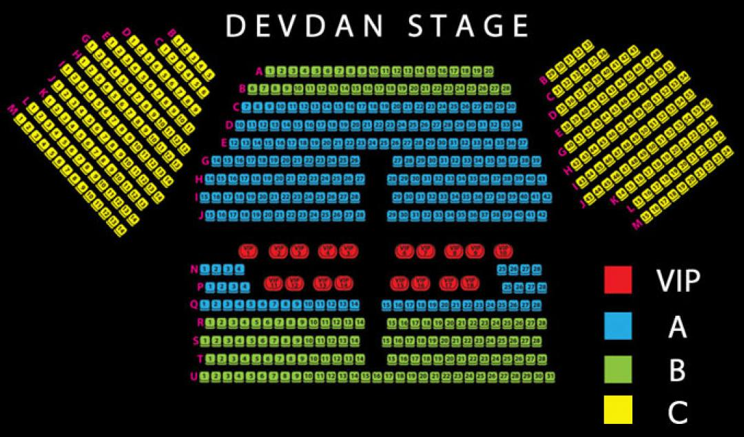 【25% OFF for VIP Seats】Devden Show: Treasure of the Archipelago Image