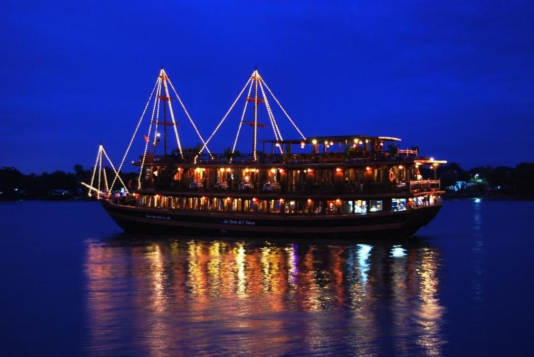 Indochina Queen Saigon Dinner Cruise Image