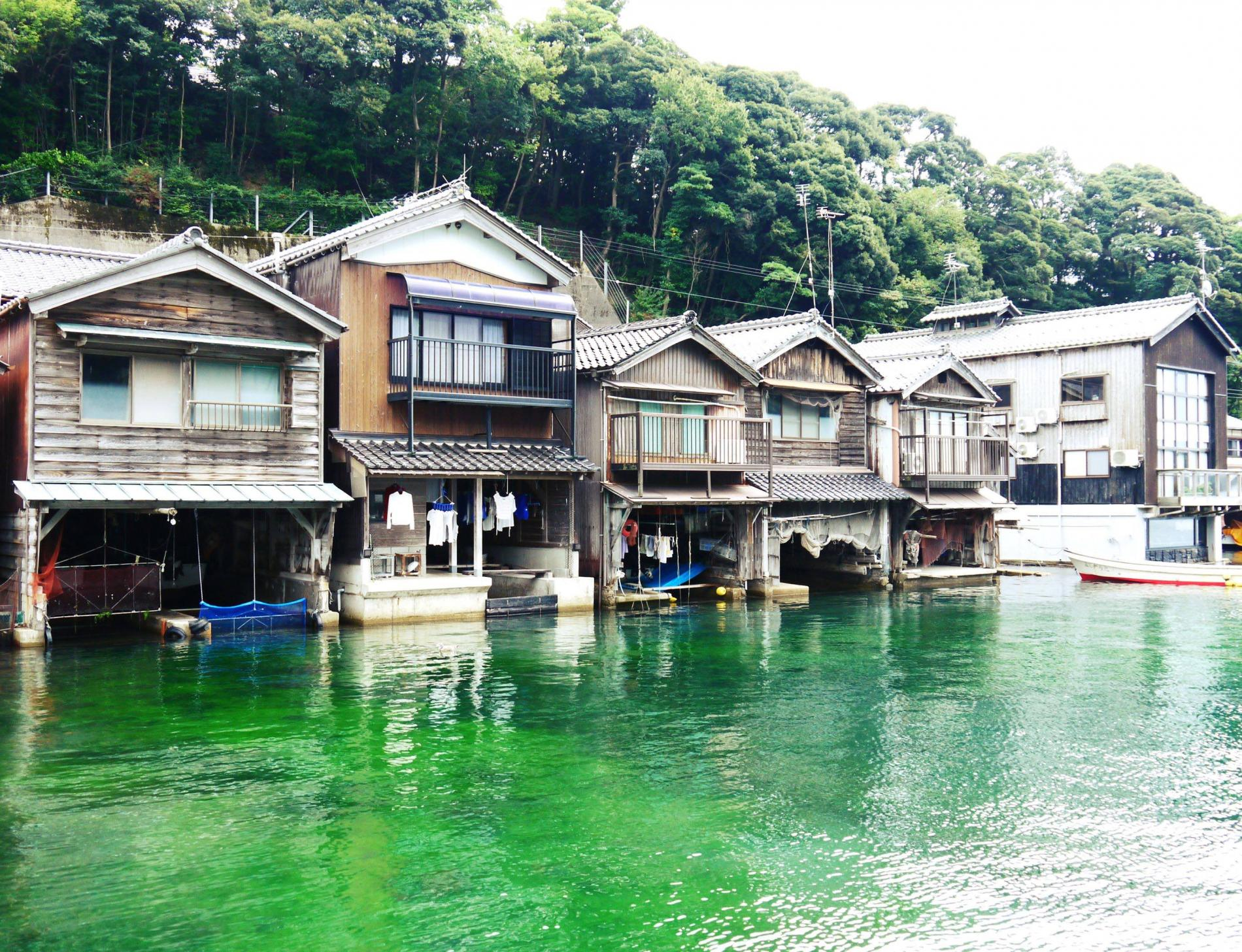 【1-Day Charter Service】Departing from Osaka/Kyoto・Miyama・Amanohashidate・Attraction at your choice""