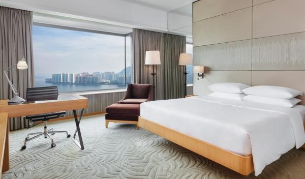 【住宿餐飲Staycation優惠】香港沙田凱悅酒店優惠 Hyatt Regency Hong Kong, Sha Tin