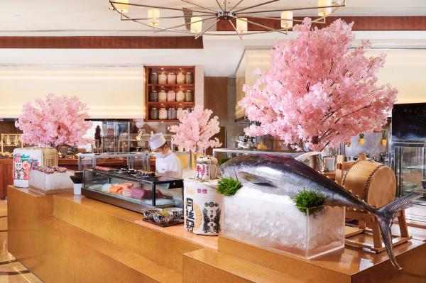尖沙咀凱悅酒店自助餐
