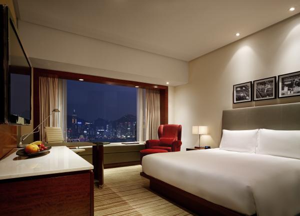 【浪漫本地遊Staycation優惠】五星住宿連Hugo's 希戈餐廳套餐 + 免費升級至豪華客房 |尖沙咀凱悅酒店 Hyatt Regency Hong Kong, Tsim Sha Tsui
