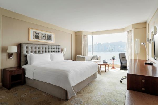 【5星級住宿Staycation體驗】豪華住宿連早餐、自助晚餐|九龍香格里拉大酒店 Kowloon Shangri-La, Hong Kong