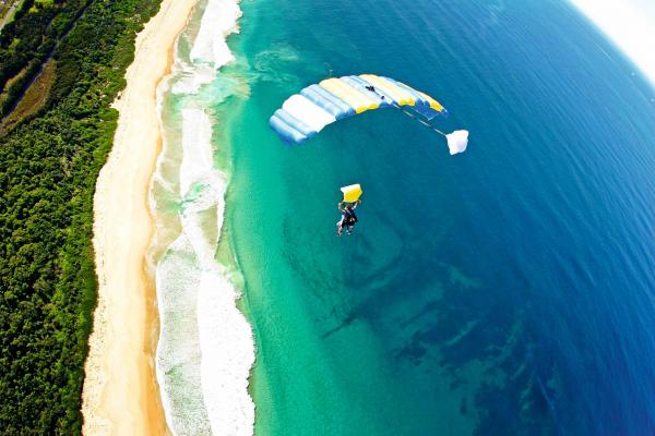 Cheap Skydive Sydney Wollongong Tours & Ticket Prices 2019