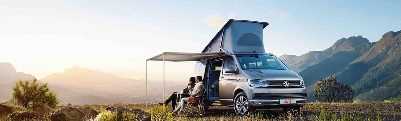 【開著露營車旅遊趣】AVIS安維斯租車・露營車、皮卡車自駕