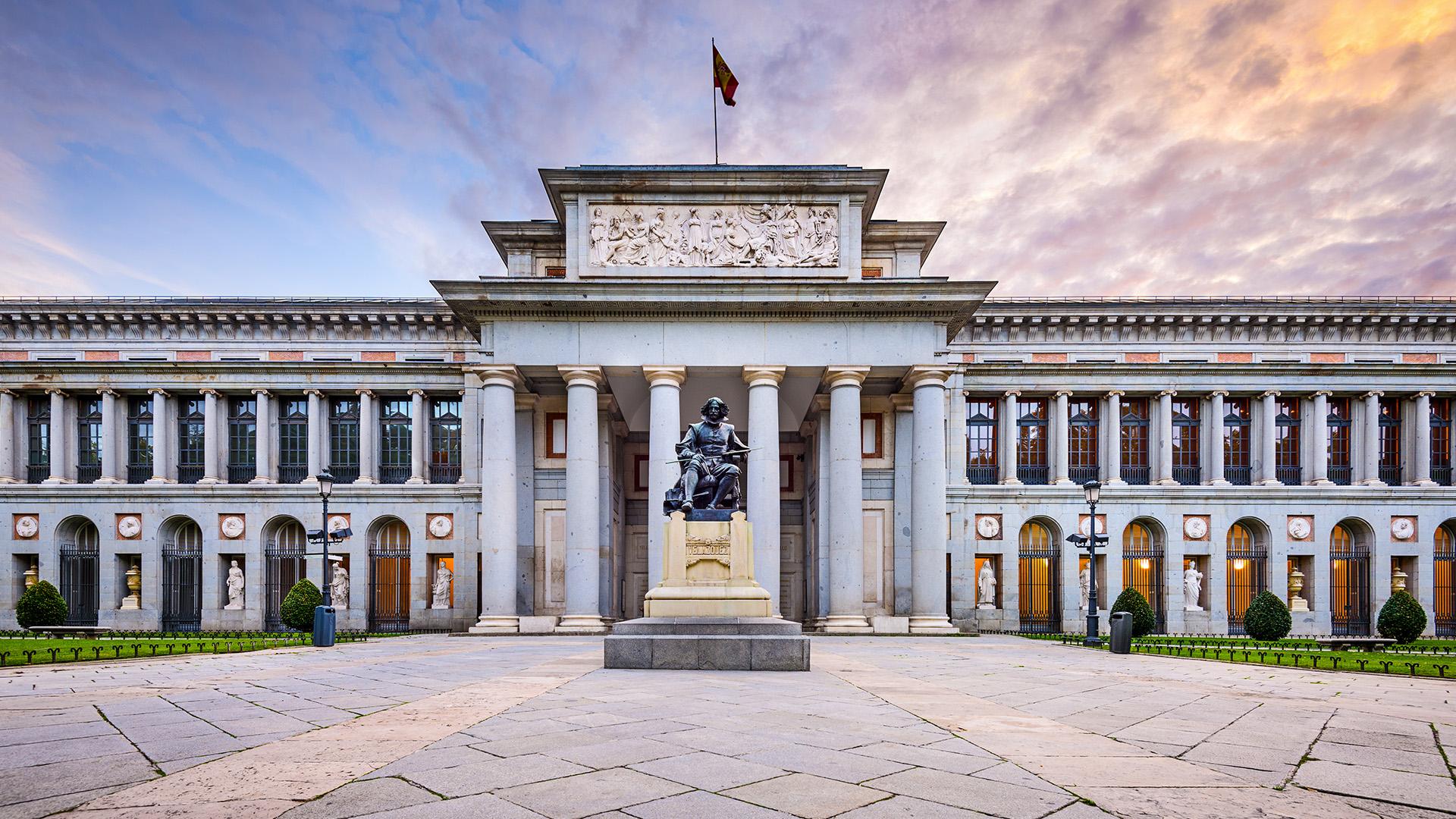 Bảo Tàng Prado Tại Madrid, Tây Ban Nha