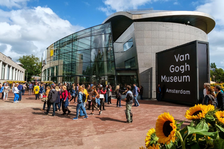 van gogh museum ile ilgili görsel sonucu