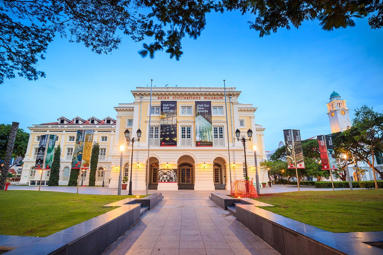 Singapore Asian Civilisations Museum Ticket - KKday