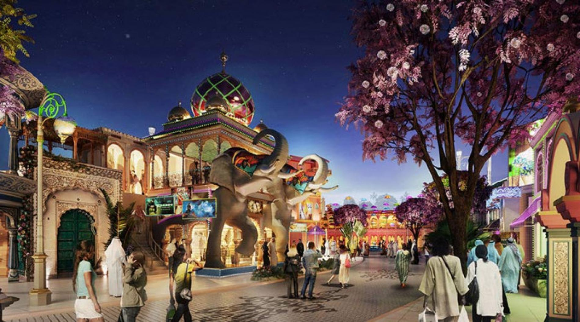 Bollywood Parks™ Dubai - Dubai Parks and Resorts - KKday