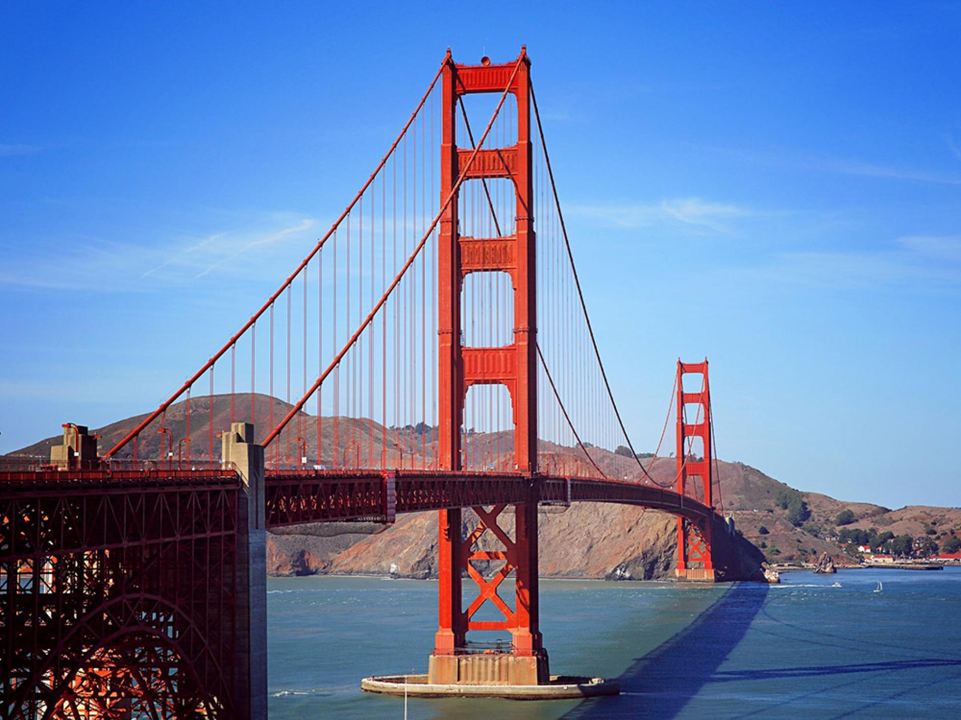 San Francisco Day Tour: Golden Gate Bridge & Fisherman's Wharf - KKday