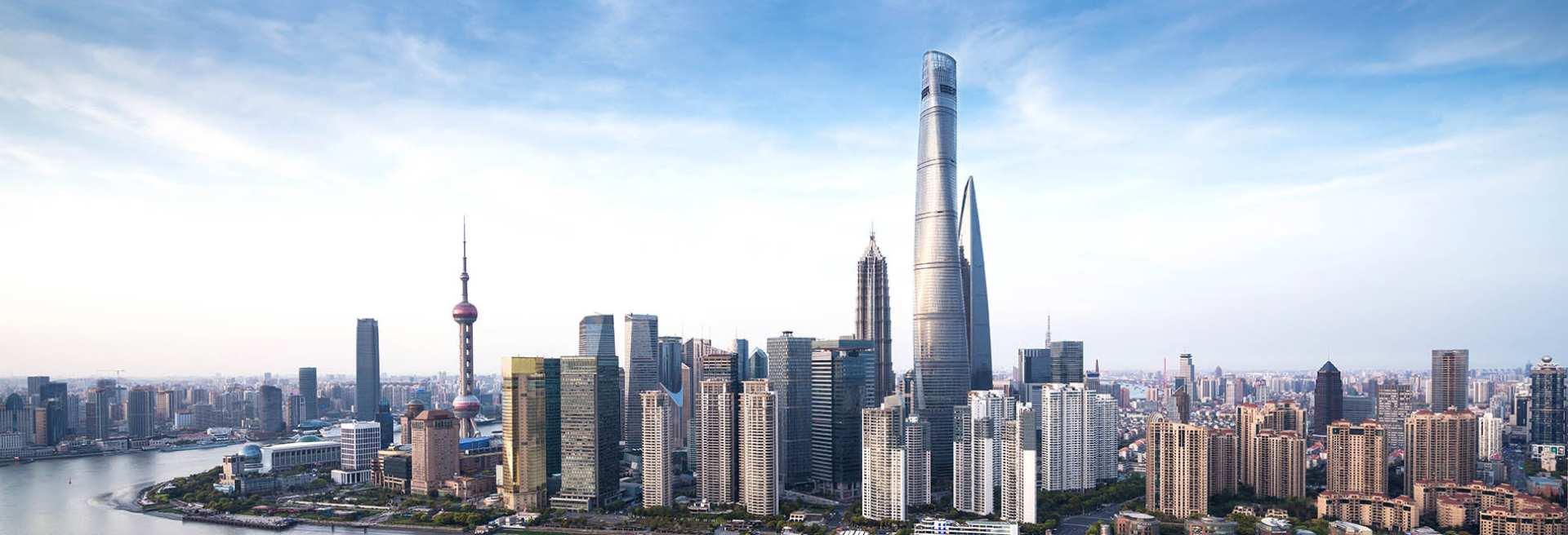 【上海最高景觀台】上海中心大廈 118 樓觀景台電子門票