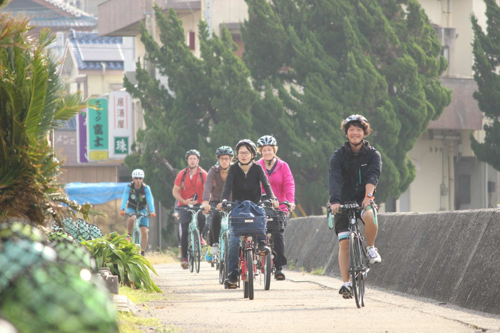 志摩サイクリングツアー|南張メロン農家・手こね寿司体験|三重アクティビティ予約