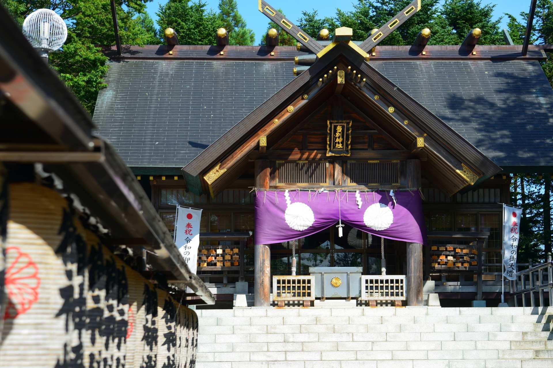 札幌近郊|御朱印集めサイクリングツアー|北海道ご当地ランチ付き