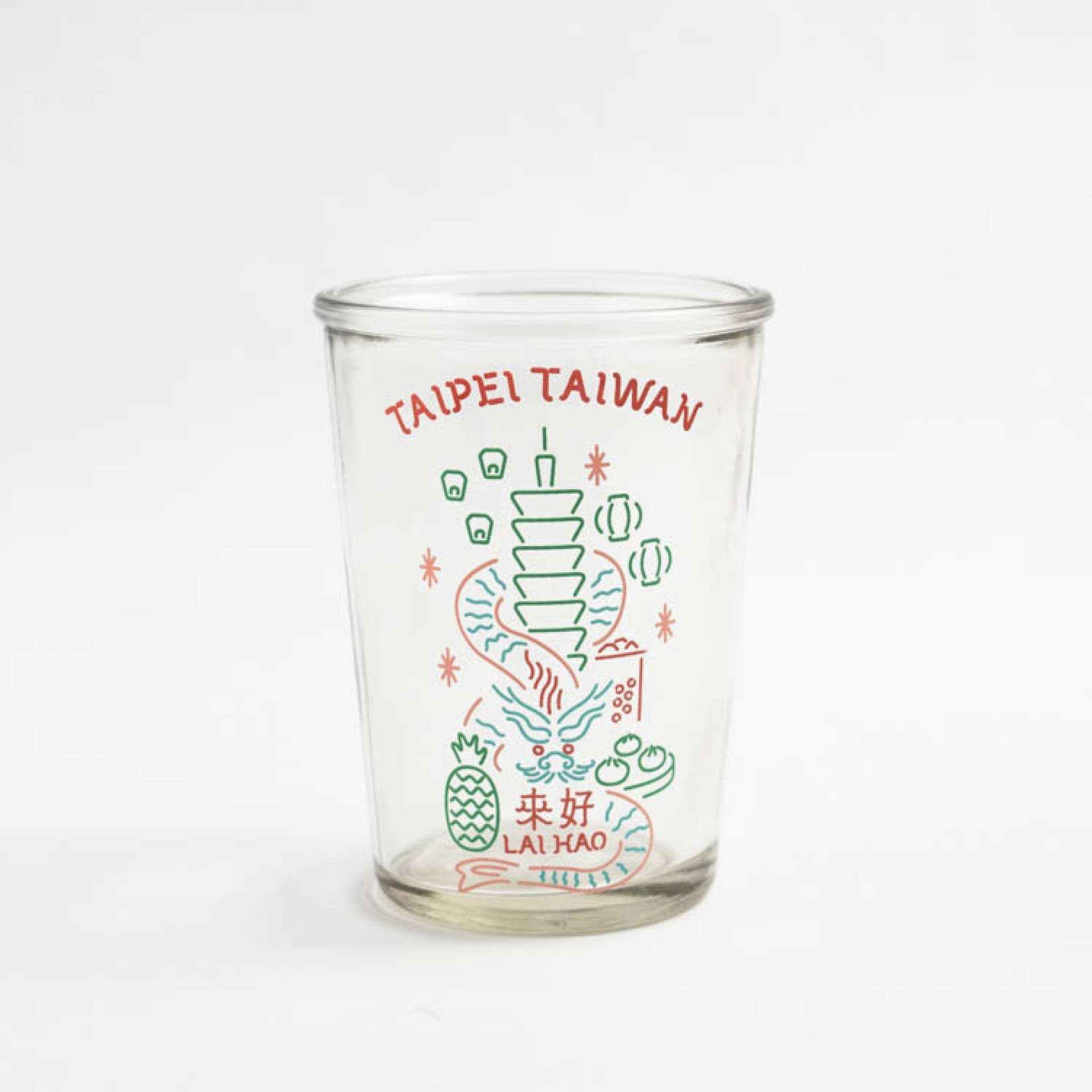 おうちで台湾|来好(ライハオ) 台湾ビールグラス|日本国内配送|送料無料