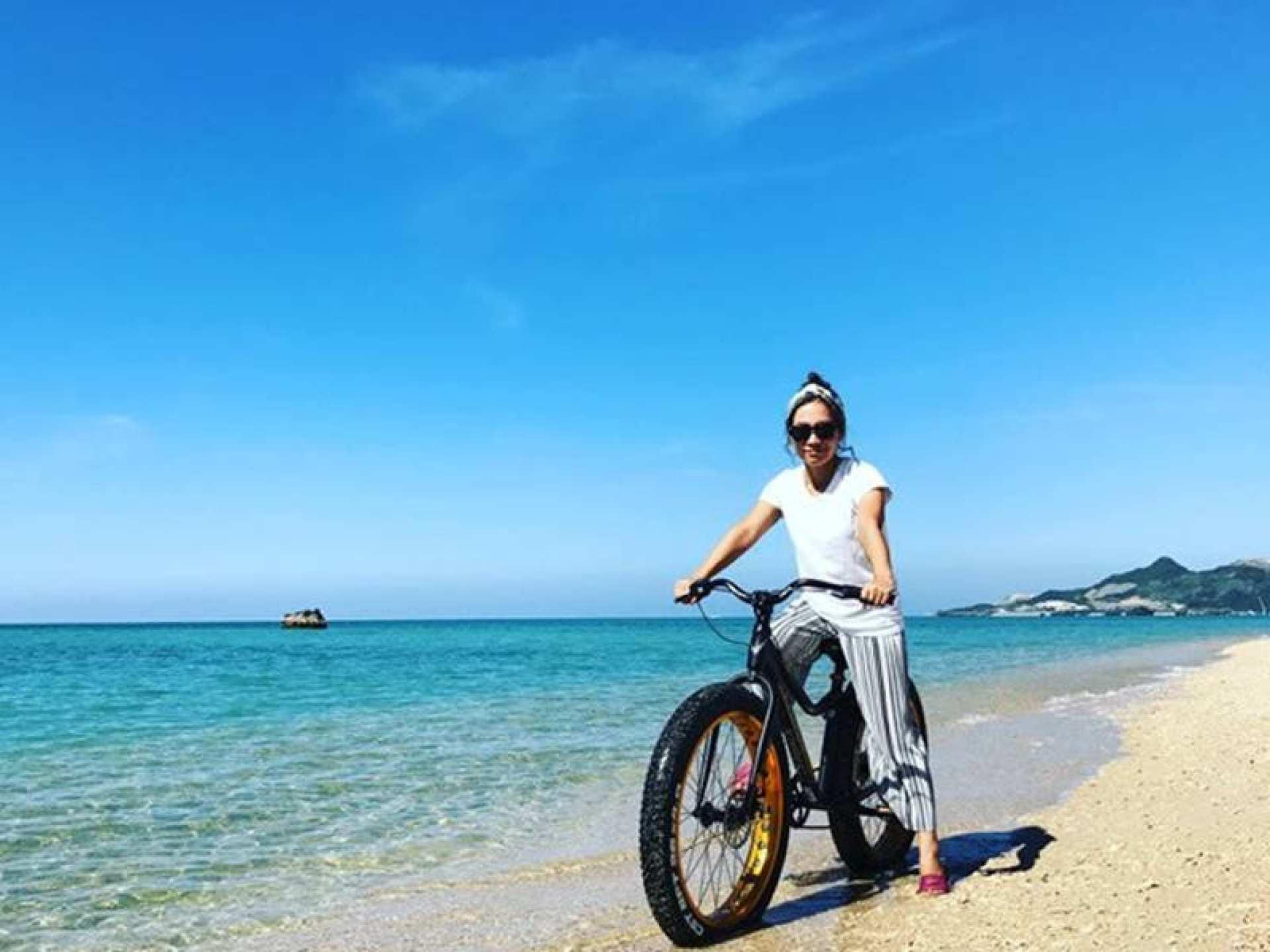 沖縄名護|SNS映えスポット巡り&ビーチサイクリングツアー |1日1組限定・ガイド付 by 沖縄どきどきツアーズ