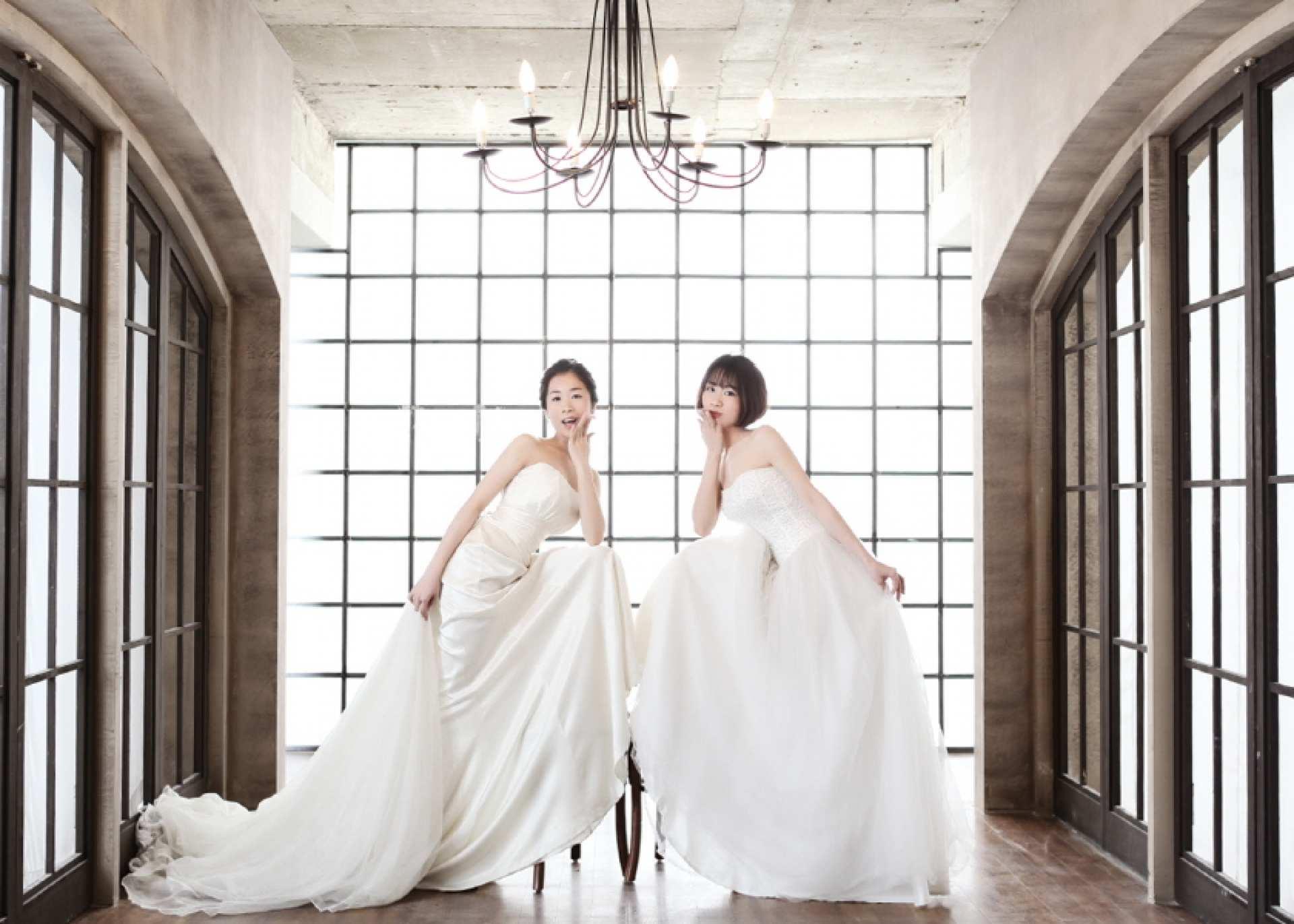 【最美麗的瞬間】 韓國吉安得閨蜜寫真拍攝體驗