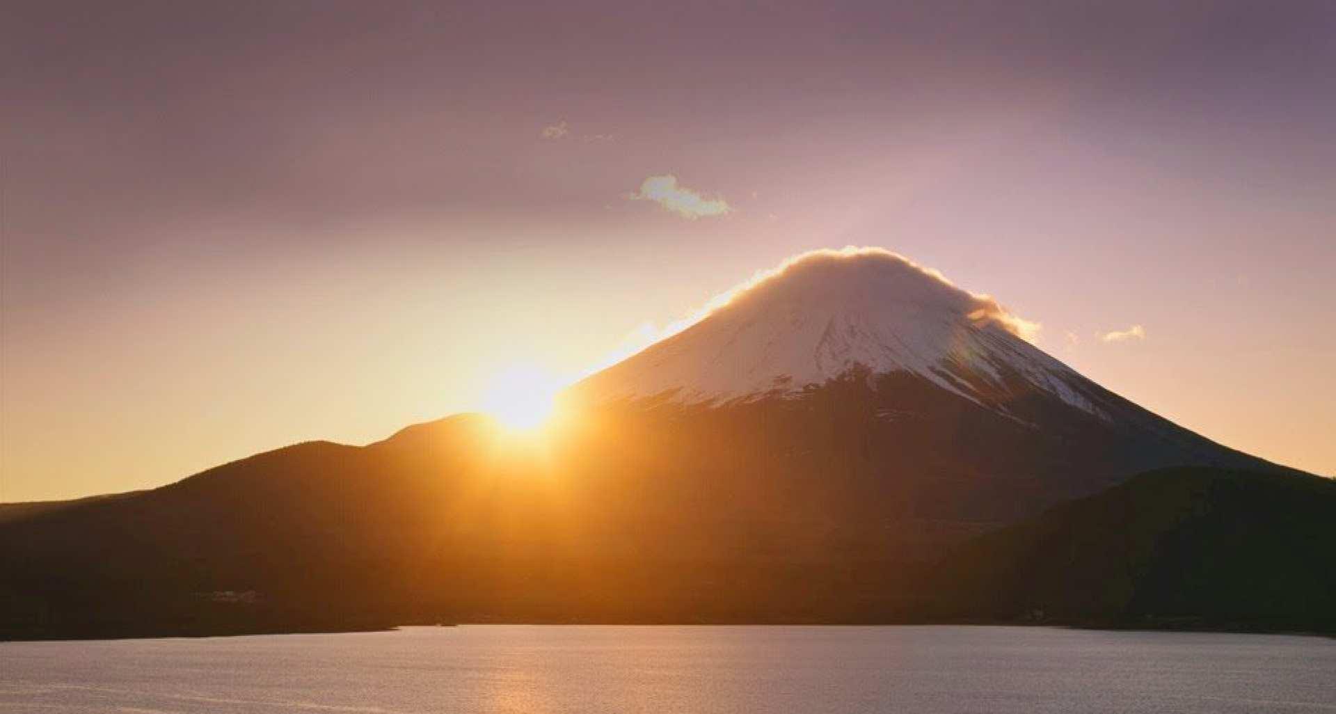 新宿発 富士山初詣・世界遺産富士山と迎える2021年元旦初日の出 初づくし日帰りバスツアー 2021年1日1日催行