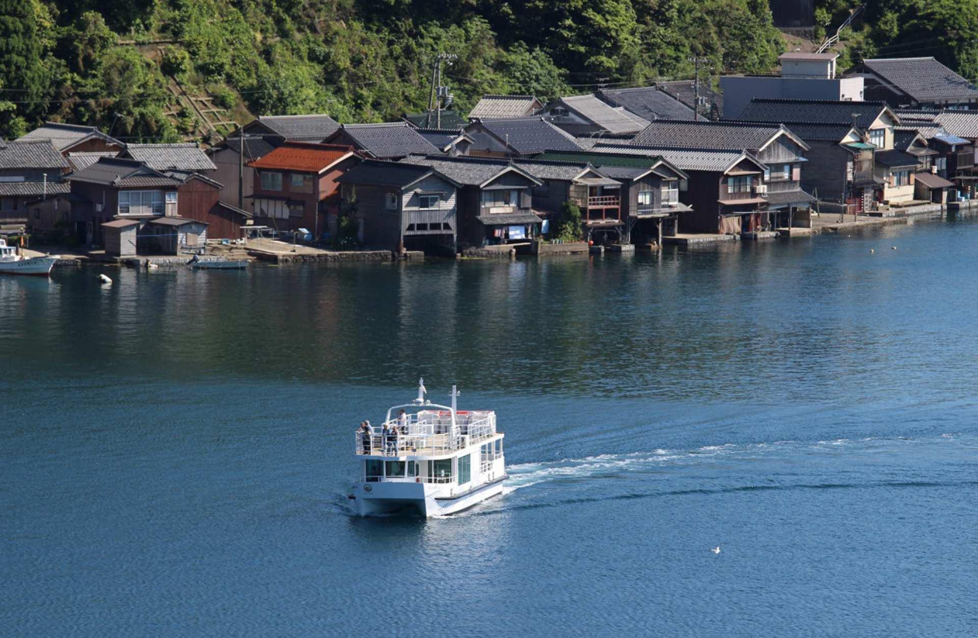 大阪発|海の京都日帰りバスツアー 天橋立+伊根の舟屋|焼きアワビの懐石料理ランチ付き