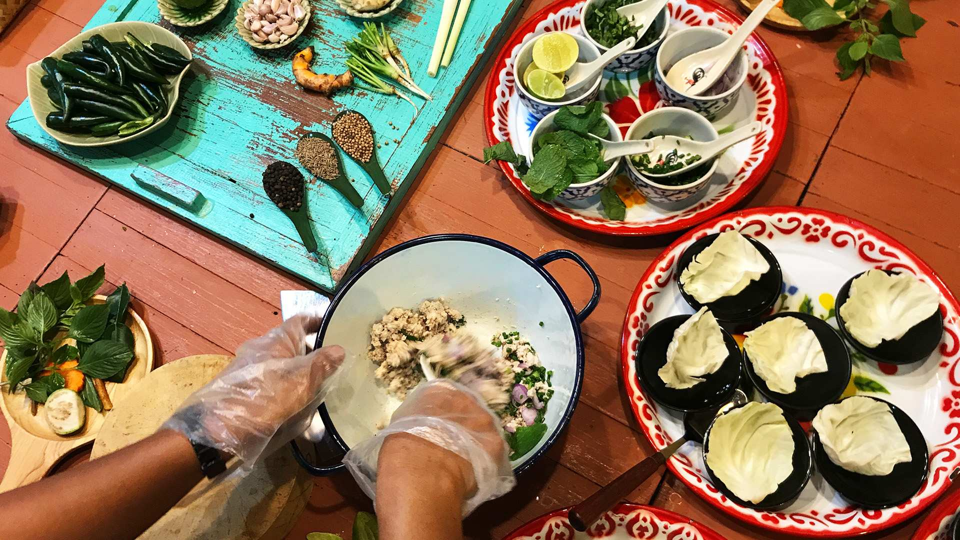 【曼谷泰菜學習】Silom Thai Cooking School 席隆廚藝課程