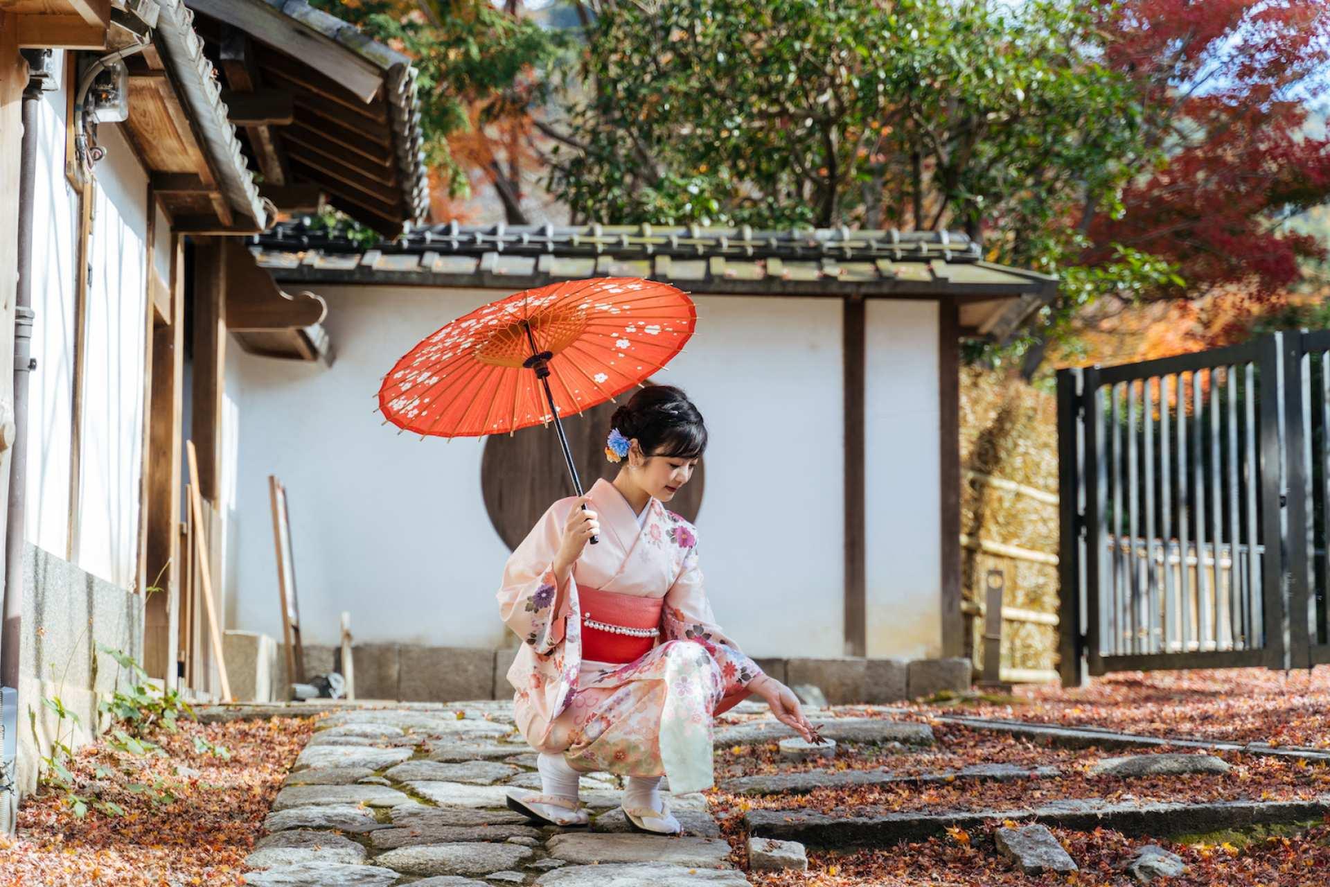 日本京都|着物1日レンタル|きもの桜京(おうけい)