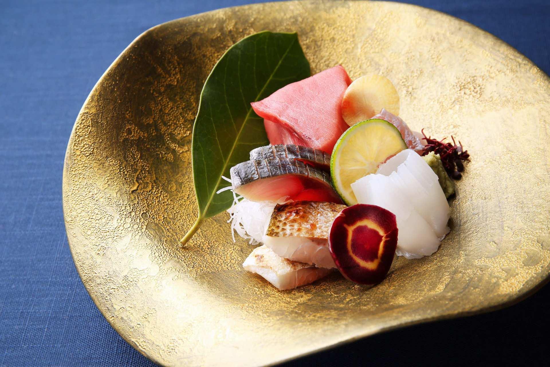 【東京懷石料理】安靜的奢華・和食Tamasaka銀座