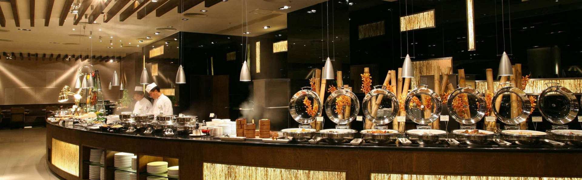 【ザ・ベネチアン・マカオ】レストランBAMBU(渢竹)ランチビュッフェ・ディナービュッフェ:お食事チケット