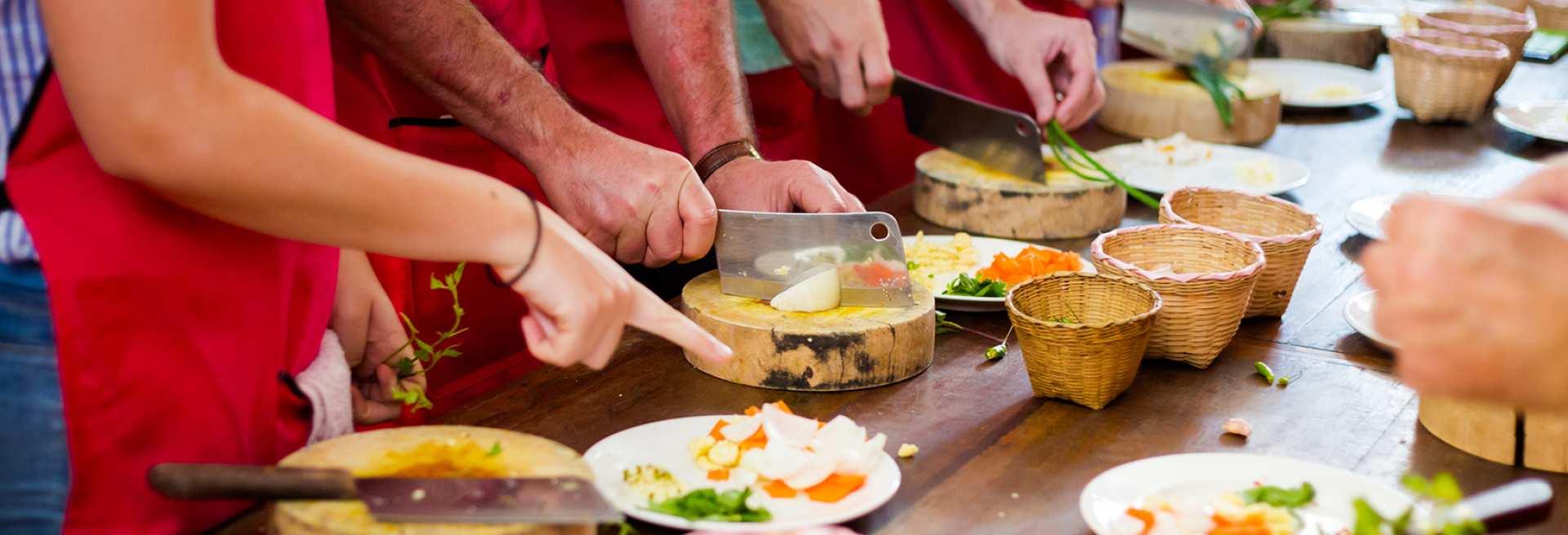 【バンコク】タイ政府認定の料理学校:バイパイ・タイ・クッキングスクール