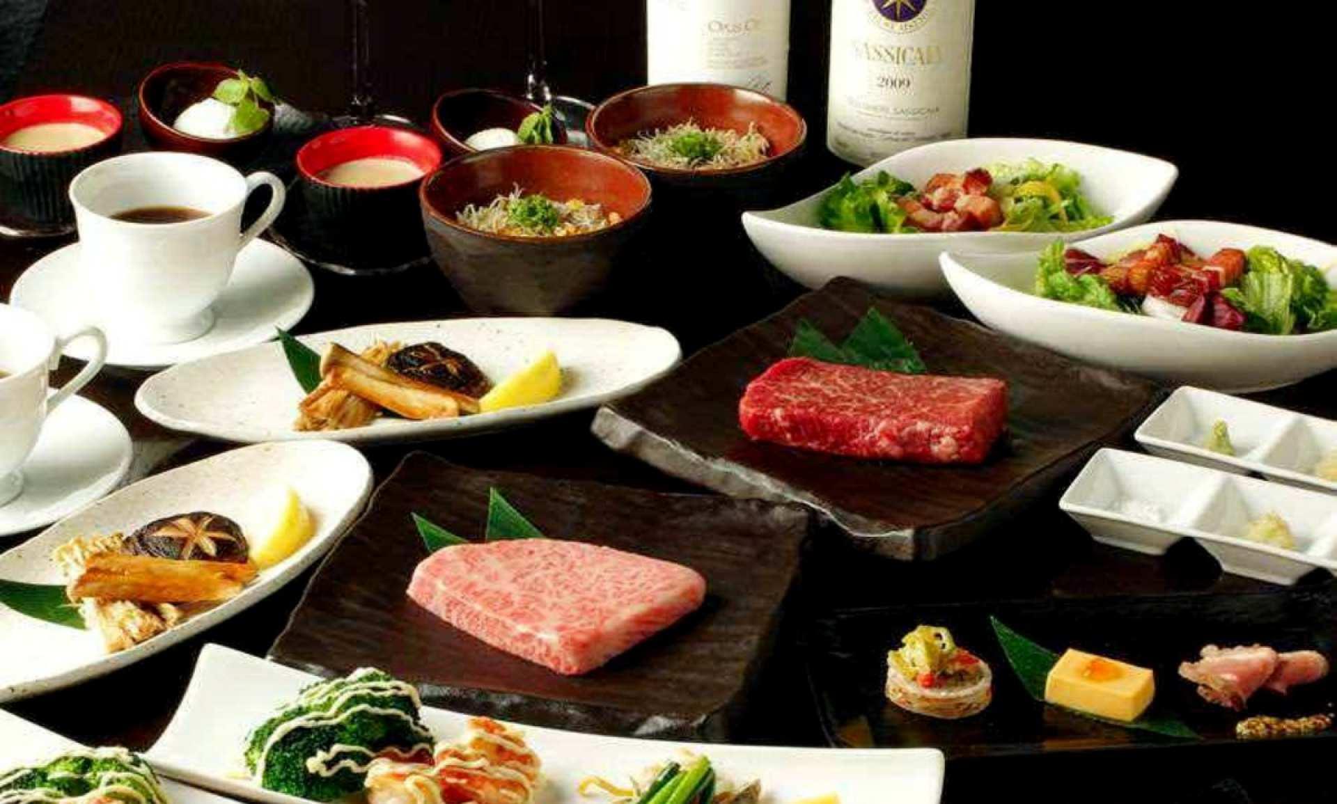 【東京美食】鐵板燒料理餐廳・鉄板Diner JAKEN