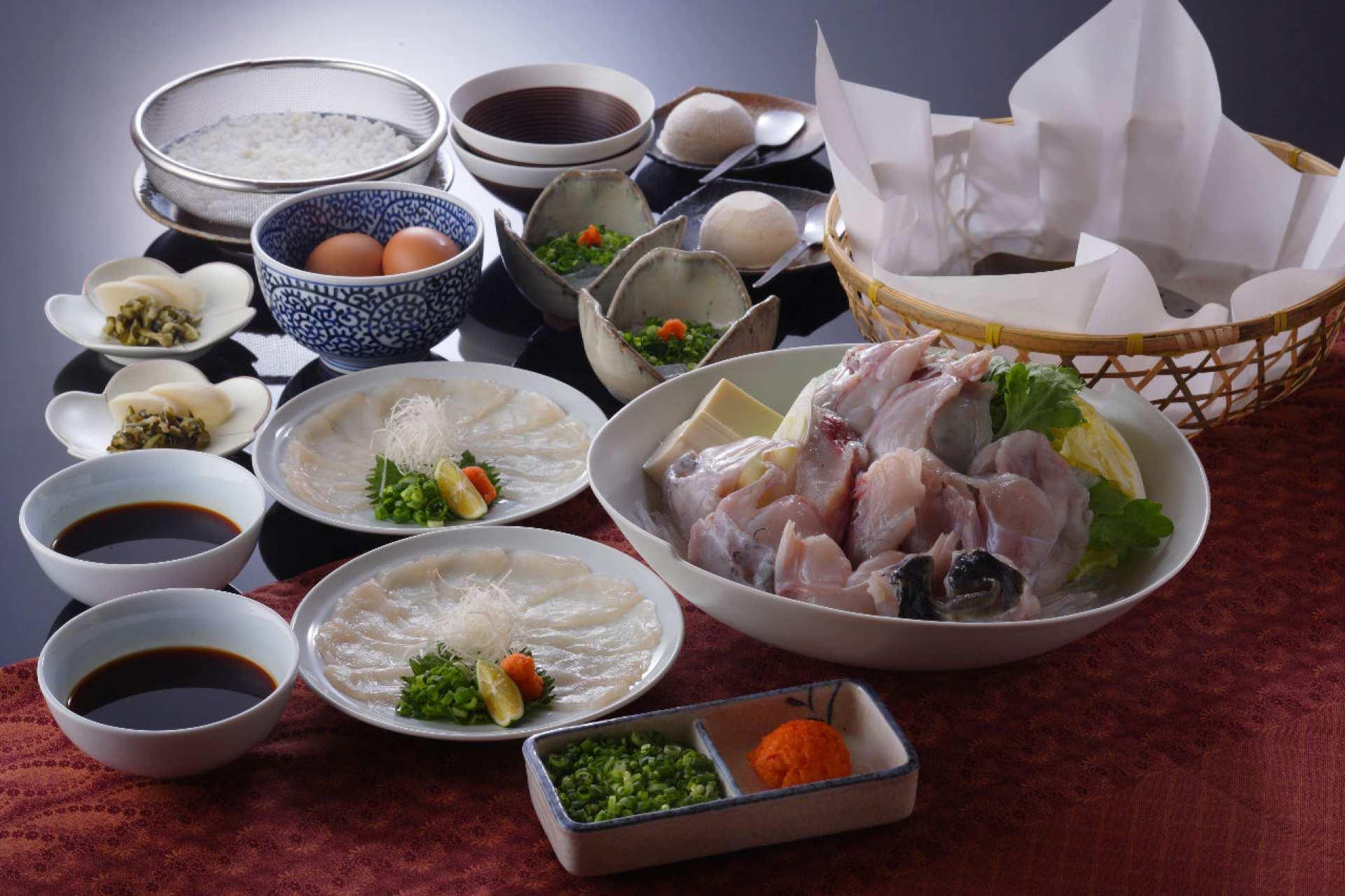 【全国各地】ふぐ料理の名店・玄品ふぐ:お食事チケット