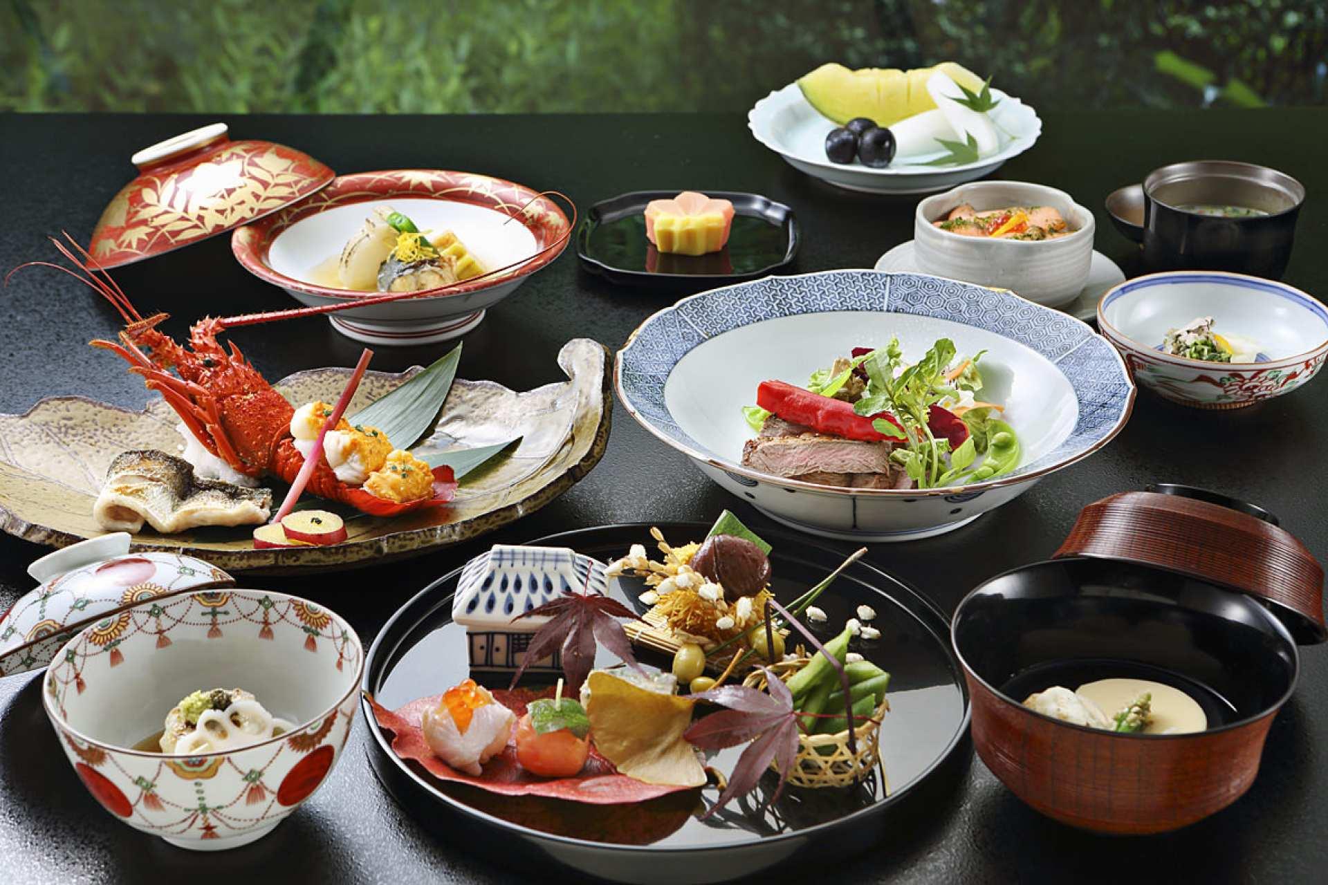 【東京美食】早稻田傳統日式高級料亭餐廳・料亭 錦水/ホテル椿山荘東京