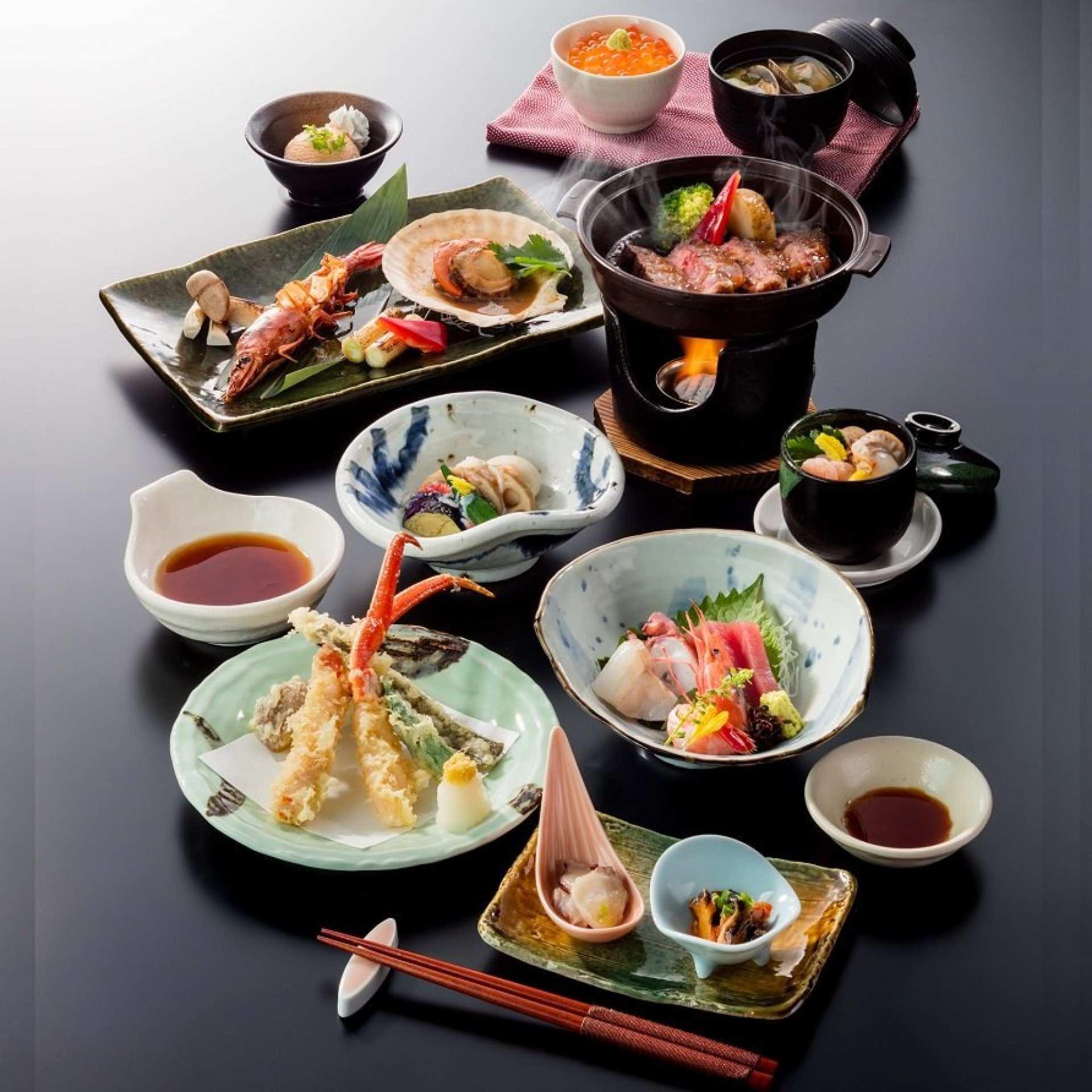 【東京美食】新宿海鮮料理餐廳・北の味紀行と地酒北海道 新宿西口店