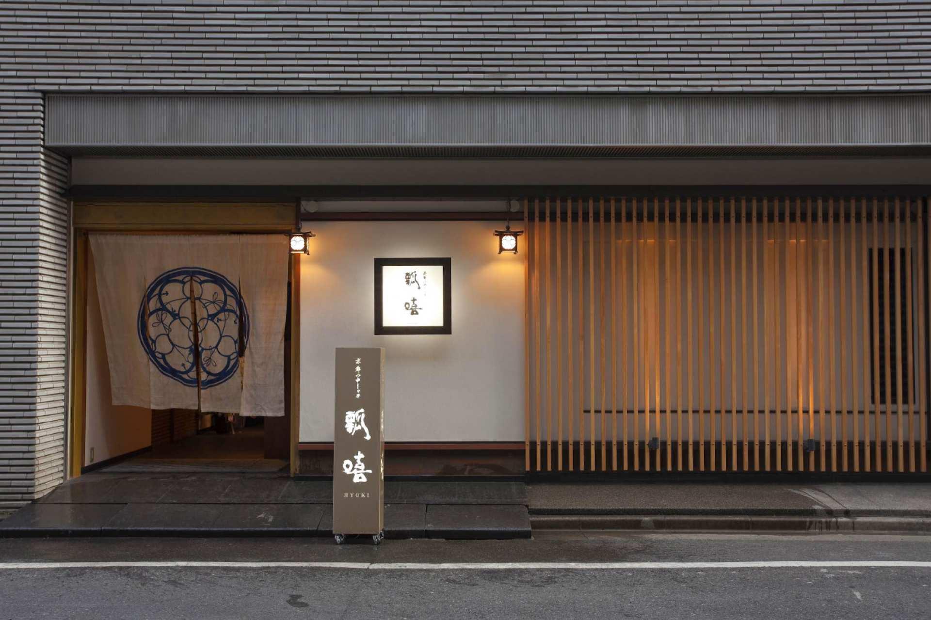 【東京美食】銀座高級涮涮鍋餐廳・京都 瓢喜 銀座本店