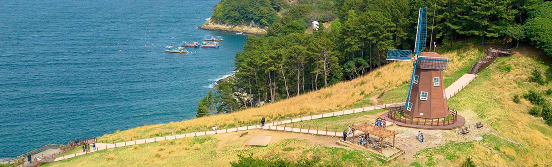 【巨濟島一日遊】巨濟島風之丘&外島一日遊
