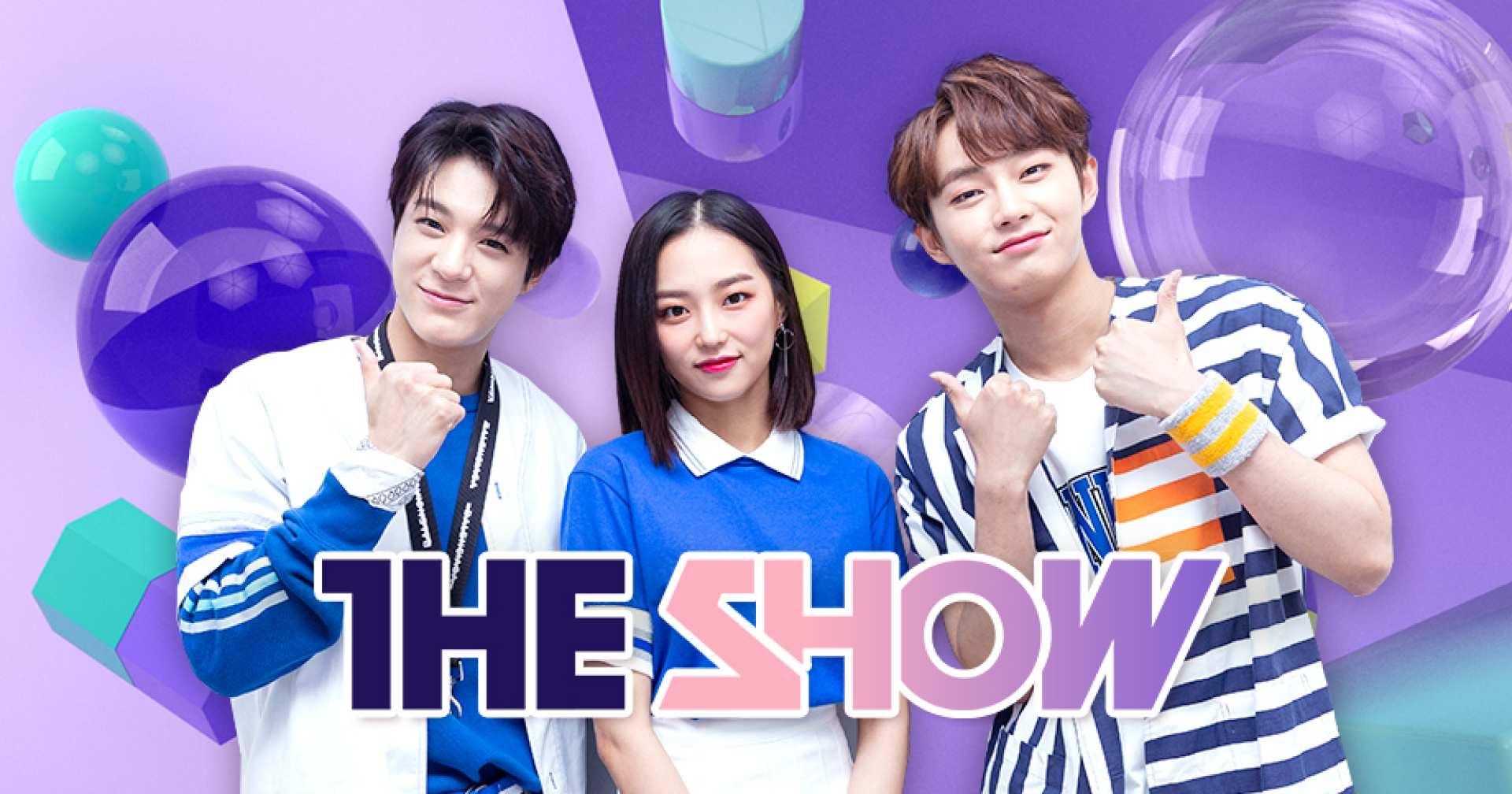 【韓國音樂節目】SBS THE SHOW 套餐