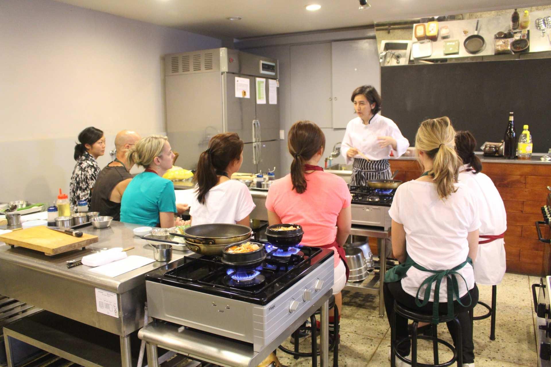 【初心者歓迎!】ソウルの韓国料理教室:オンゴ・フード・コミュニケーションズ