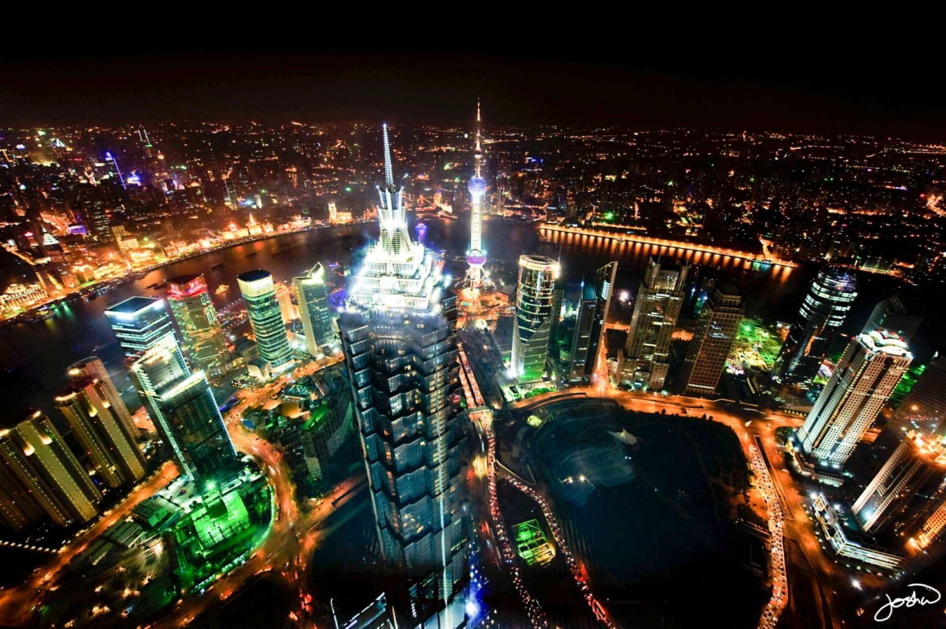 【上海環球金融中心】97 + 100層觀光廳優惠門票