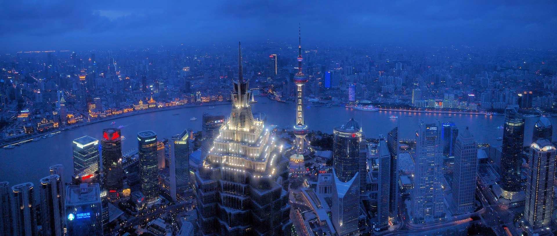 【上海第四高樓】金茂大廈88層觀光廳優惠門票