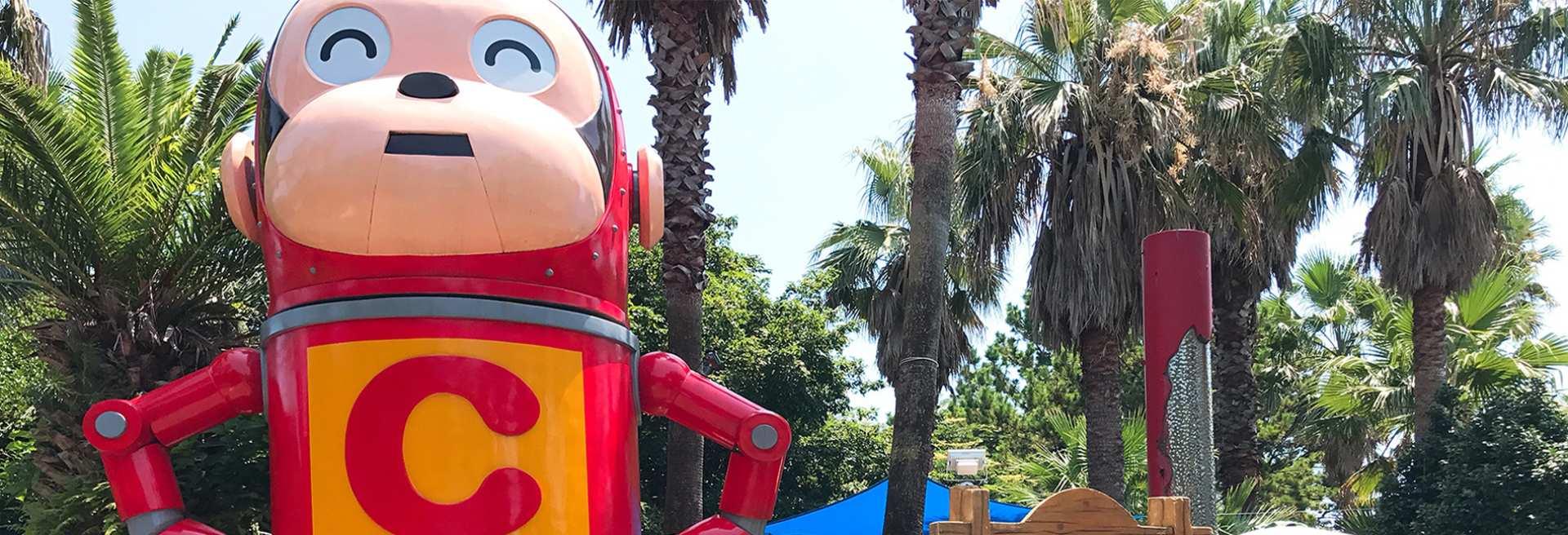 【濟州島親子同樂】濟州香腸猴公園門票