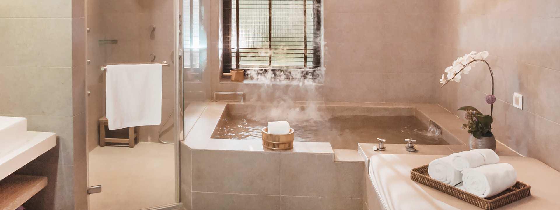 【台北・北投温泉】ザ・ガイア・ホテル台北 日帰り個室温泉入浴チケット