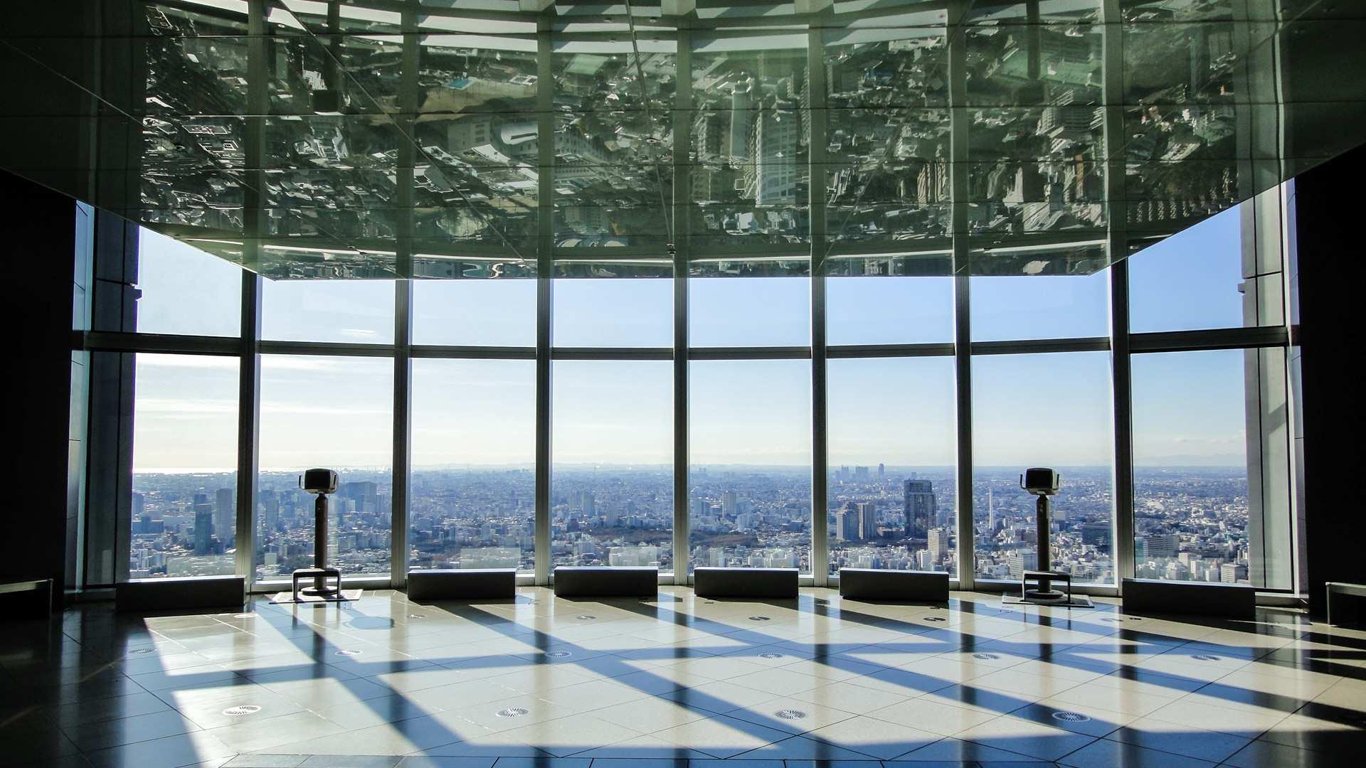 東京定番観光スポット|六本木ヒルズ展望台 東京シティビュー 入場チケット